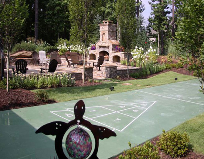 Atlanta Landscape Installations
