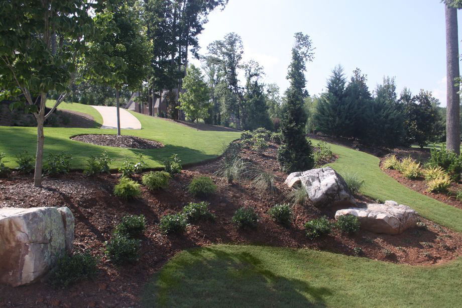 Landscape Design, Installation and Management Services