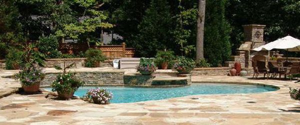 Outdoor Living Hardscapes