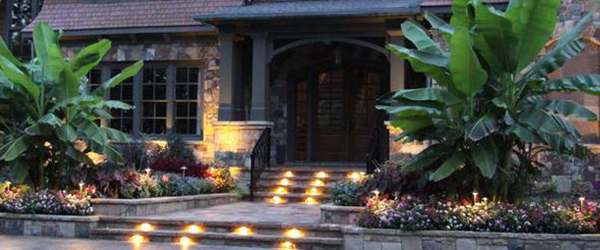 Let Outdoor Lighting Beautify Your Home At Night