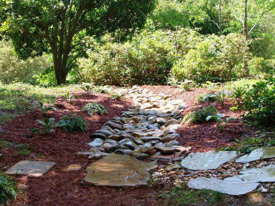drainage erosion landscaping atlanta