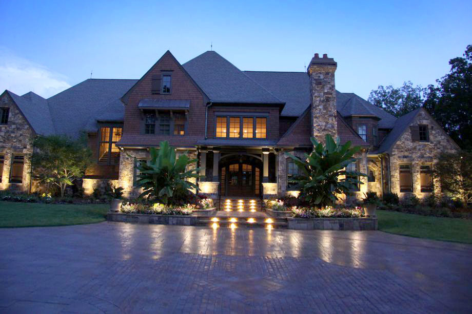 Outdoor lighting landscaping atlanta atlantas outdoor lighting specialists workwithnaturefo