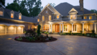 Outdoor Lighting Home Front