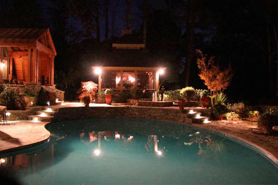 Atlantau0027s Outdoor Lighting Specialists & Outdoor Lighting - Landscaping Atlanta azcodes.com