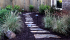 Stepping Stone Path Landscaping